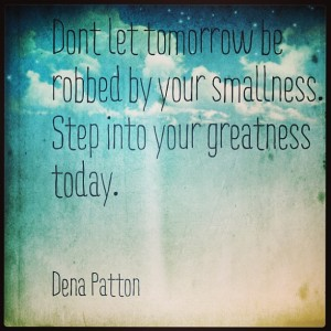 Dena Patton Blog: Create Your Dream Team!