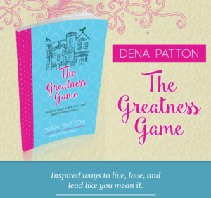The Greatness Game – winning your greatness games